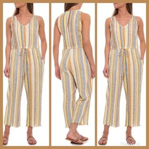 NWT DREW FOR ANTHROPOLOGIE COLE JUMPSUIT